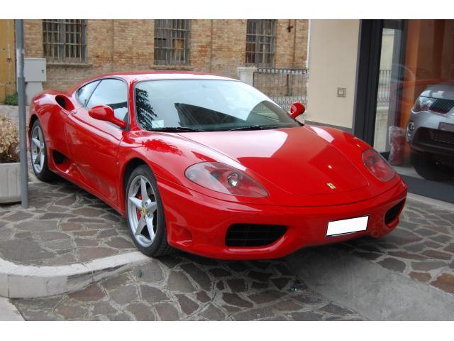 Finti poveri, Ferrari 360 Modena