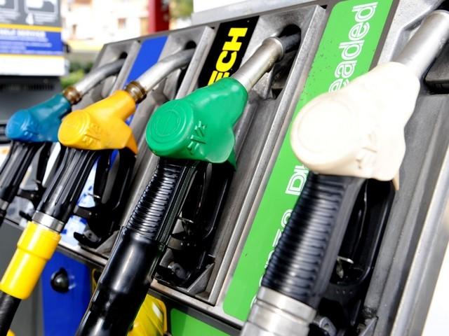 Pompe di benzina irregolari