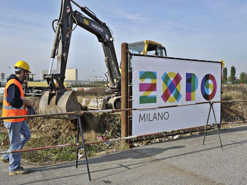 I cantieri d Expo 2015