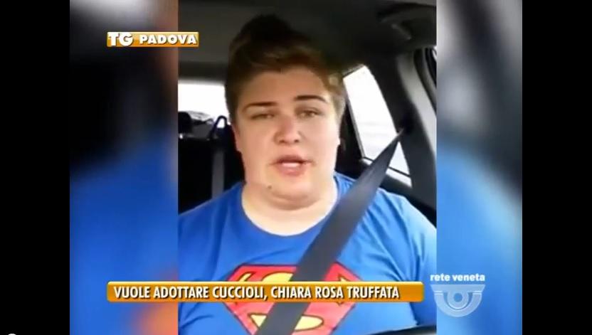 Truffata Chiara Rosa