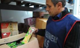 Controlli di Natale, sequestrate 60 tonnellate di alimenti avariati