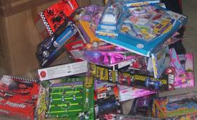 Giocattoli contraffatti: allarme sotto Natale, 100 mila sequestri in 2 anni