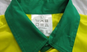 Come leggere l'etichetta dei vestiti