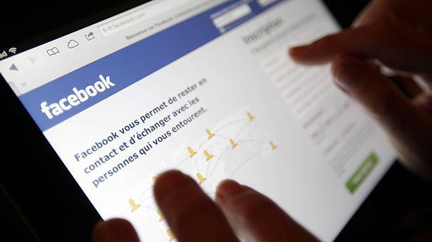 Falso messaggio sul copyright via Facebook