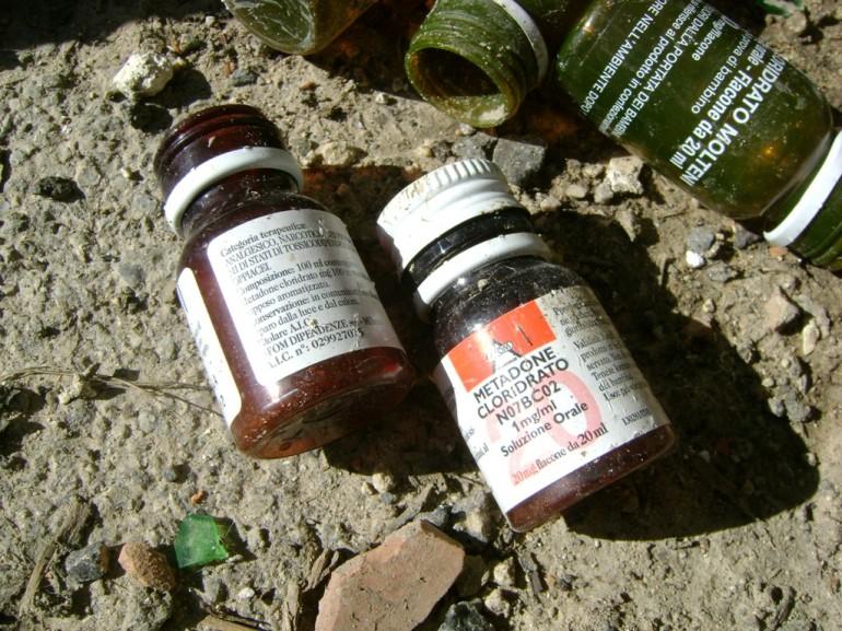 Furto di farmaci, rubati 46 litri di metadone