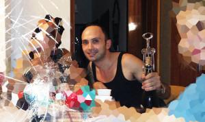 Dino Maglio arrestato- fonte foto: scmp.com