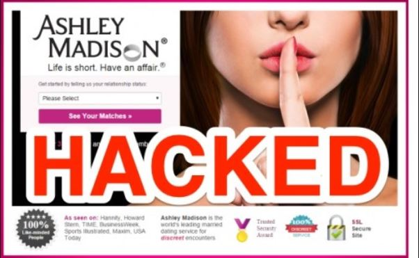 Hacker Ashley Madison