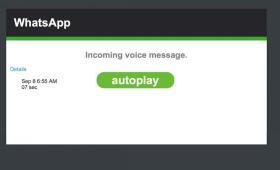 Virus Whatsapp via email: finto messaggio sulla segreteria. Come proteggersi