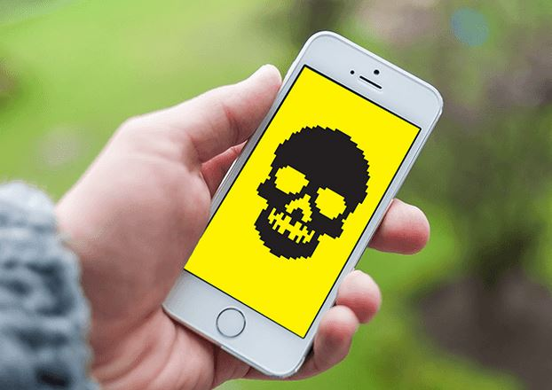 virus che colpisce l iPhone
