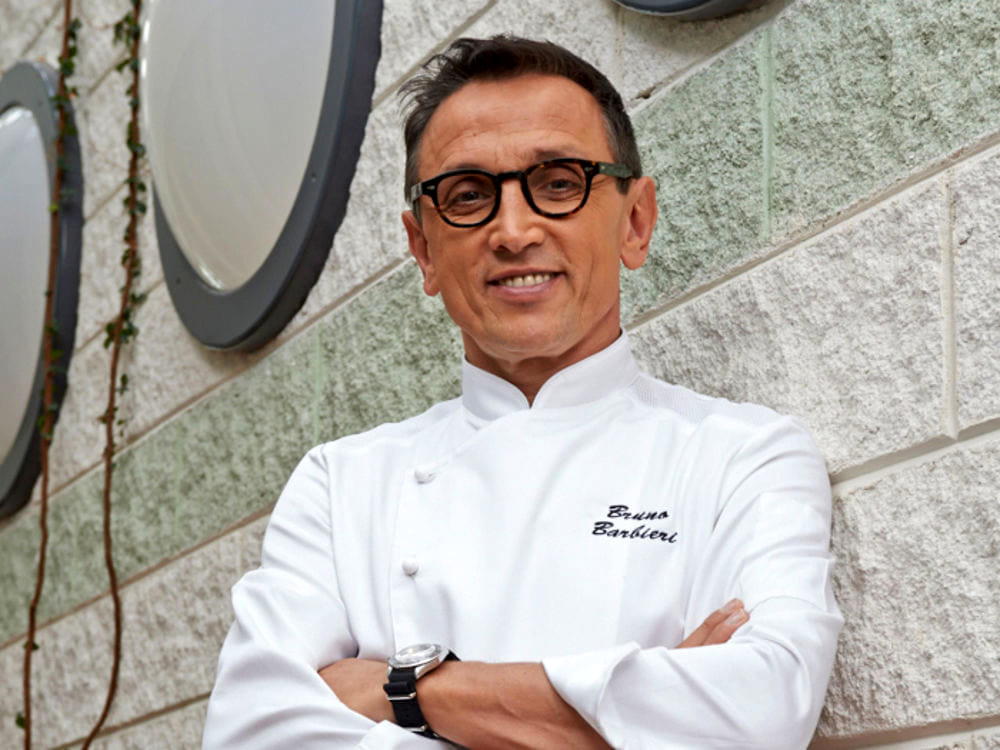 truffa chef bruno barbieri