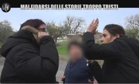 Le Iene smascherano truffa via Facebook, troupe aggredita
